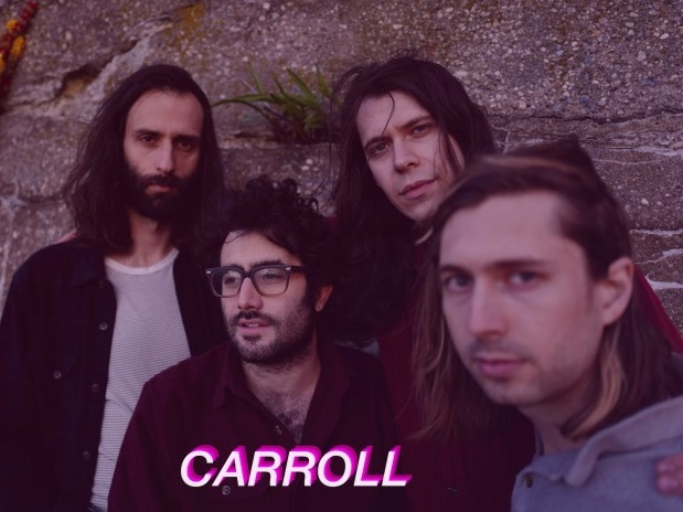 BAEBLE FIRST PLAY: 'Red Giant' by Carroll (Video)