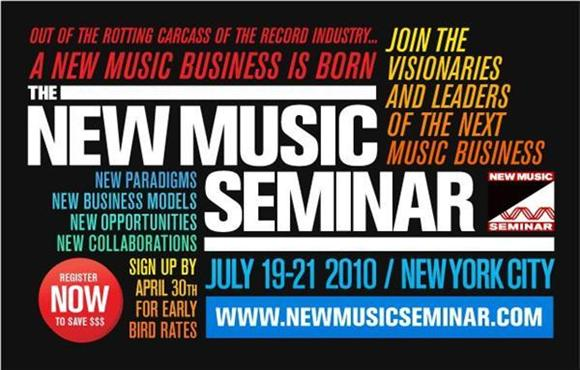 preview: new music seminar in new york city