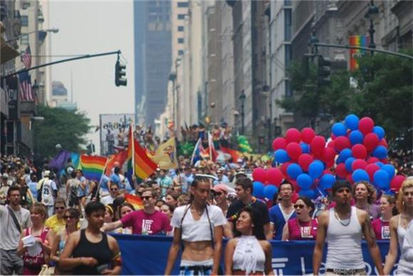 Baeblemusic's NYC Pride Parade Playlist