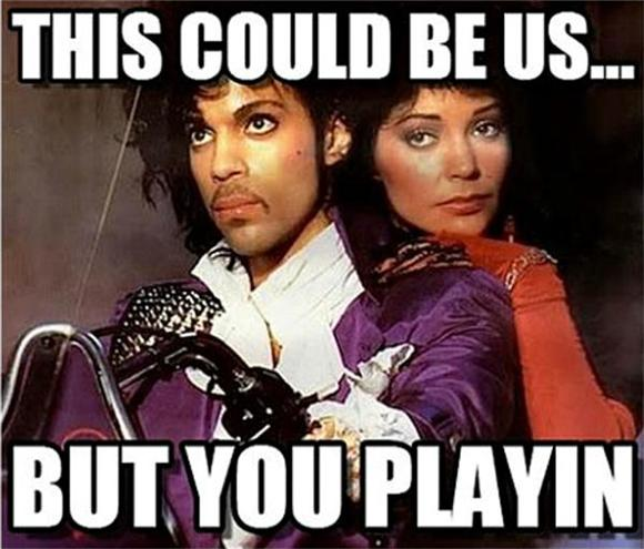 Preview New Meme Inspired Prince Track 'This Could Be Us'