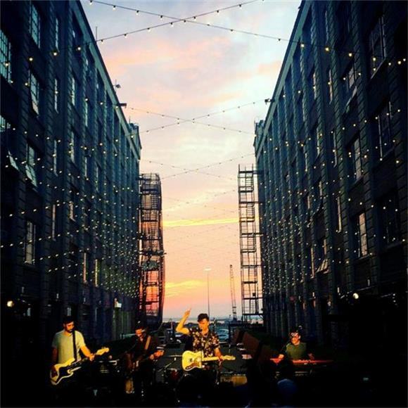 SAVE THE DATE:  Bands and Brews at Industry City, Brooklyn - Thursday July 14, 2016