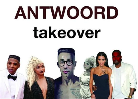 We Die Antwoord-ized Music's Power Couples