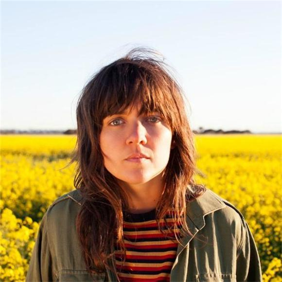 Watch: Courtney Barnett on Conan