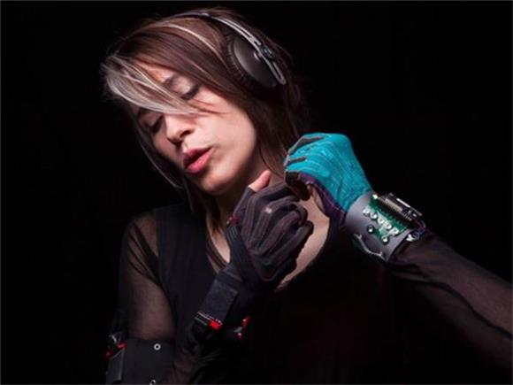 Watch a Video for the Technology that Allows You to Make Music Through Movement