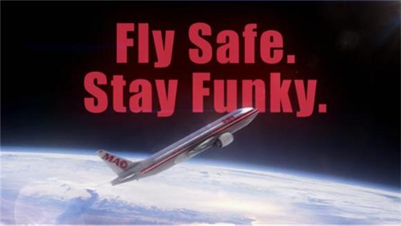 Chromeo Funkify In-Flight Safety Procedures
