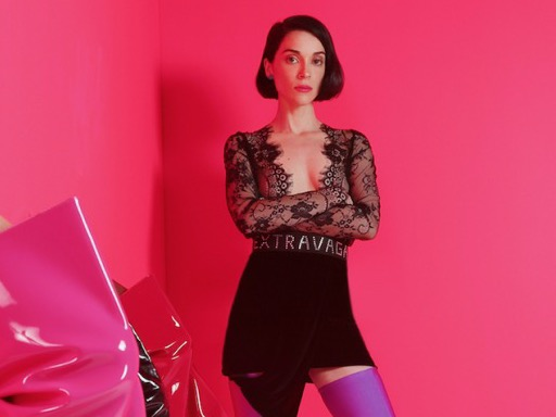 St. Vincent's 'New York' is a Simple, Straightforward Pop Song