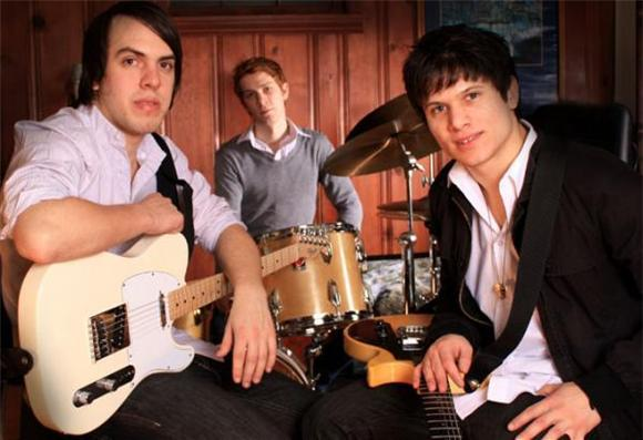 hanna's band of the week: the goodnight anthem