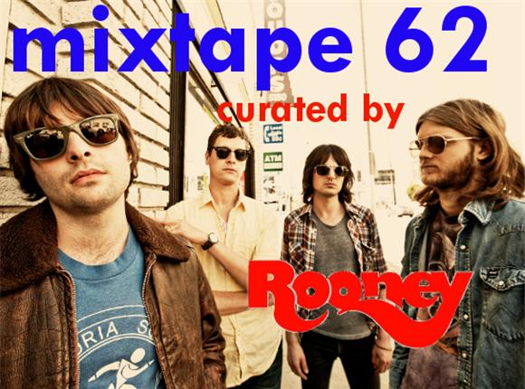 mixtape 62: curated by rooney