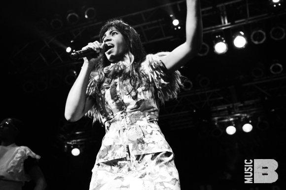 Out and About: Santigold at House of Blues