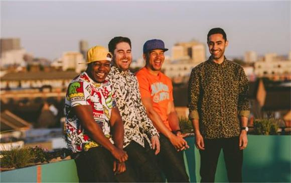 Throwback Thursdays: Rudimental Brings The Funk To The Hype Hotel