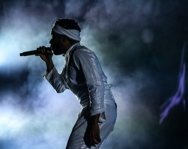 Childish Gambino Governors Ball