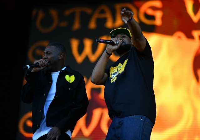 WU Tang Clan Governors Ball