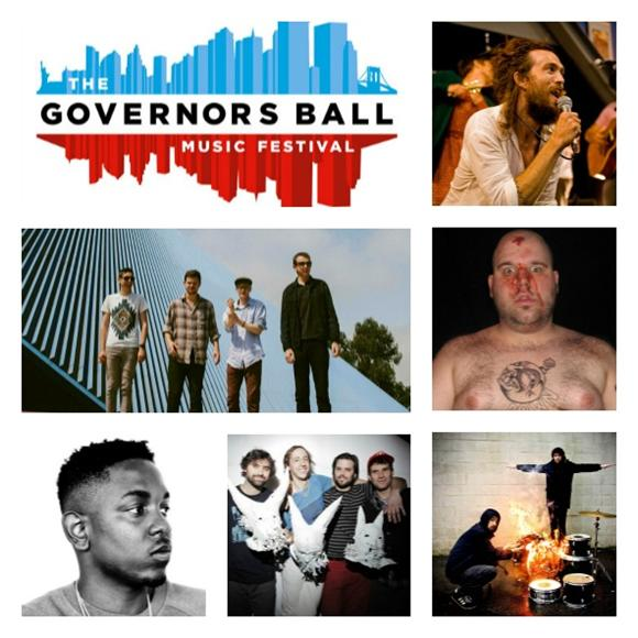 Governors Ball 2013: Who We'll Be Seeing Saturday
