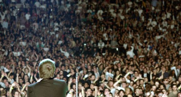 New LCD Soundsystem Clip From Documentary