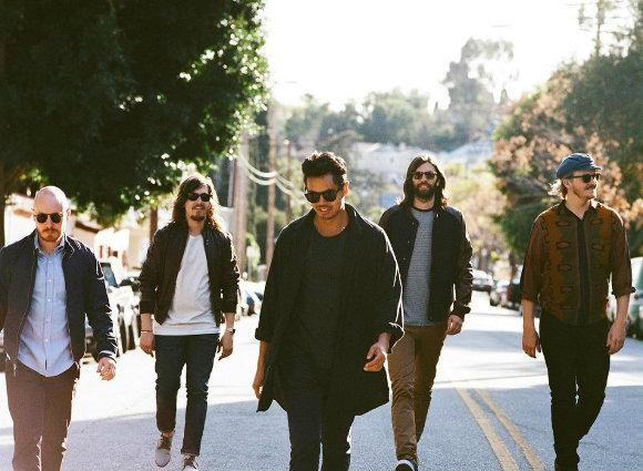 Watch: Temper Trap on Letterman