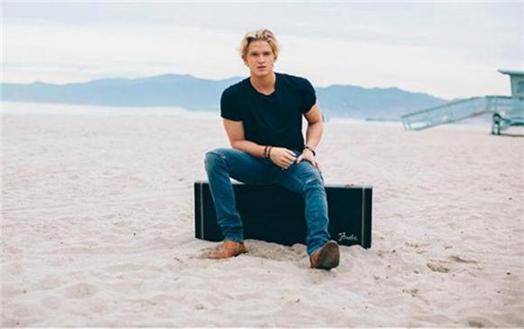 Cody Simpson Hits The Road
