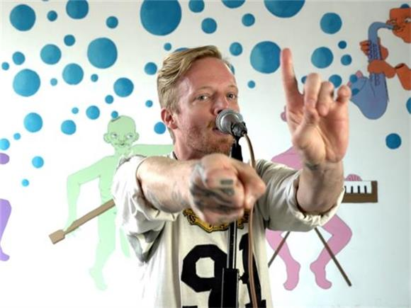 Now Playing: Astronautalis Turns in an Intense Baeble NEXT Session
