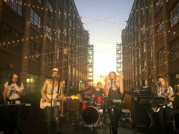 SAVE THE DATE: Bands + Brews at Industry City on June 22