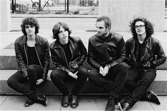 Quips And Colloquialisms With Catfish And The Bottlemen