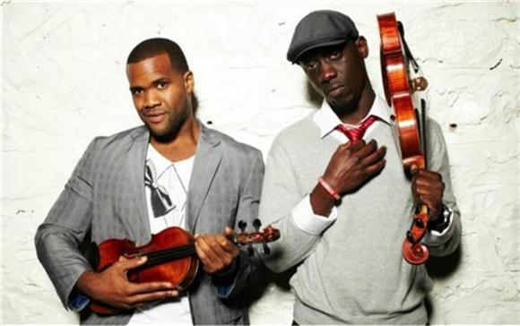 Black Violin's Classical Hip Hop