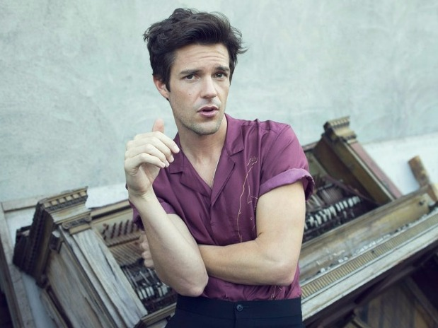 BAEBLE BAE ALERT: Brandon Flowers' Undeniable Manliness