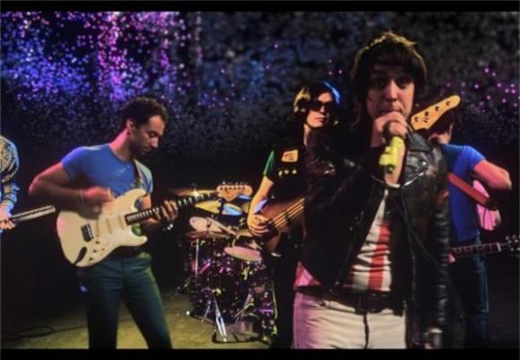 Watch: The Strokes Get Psychedelic in
