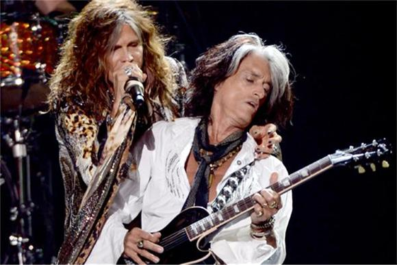 Aerosmith: Faces From Another Dimension In 'Legendary Child'