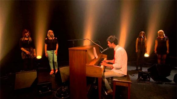 Passion Pit Gives Fun's 'Carry On' A Choral Redux
