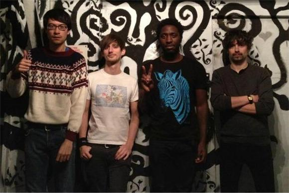 Bloc Party Serves Up Your Pre-Weekend Seizure