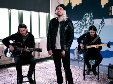 NOW PLAYING: A Baeble NEXT Session with You Me At Six
