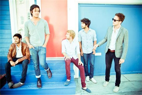 Video Interview:  Young The Giant