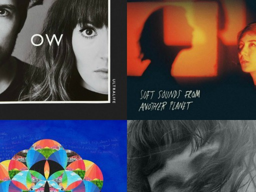 SPEED ROUND: 6 Albums Out Now That You Should Spin