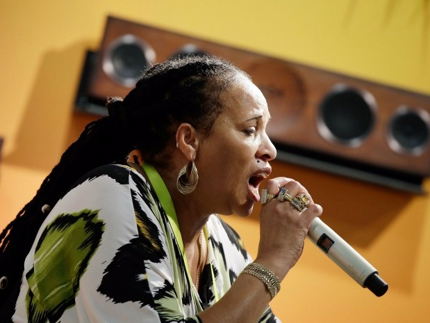 Meet Sister Nancy, the Dancehall Artist Who Has Been Accidentally Dominating Hip-Hop