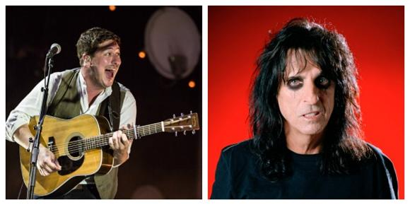 Alice Cooper Has Harsh Words For Mumford and Sons