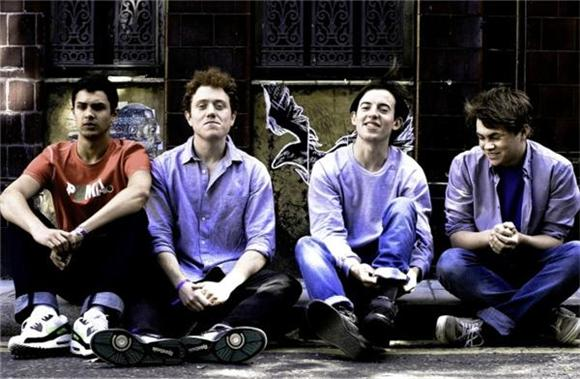 Watch Bombay Bicycle Club's Hilarious Mockumentary