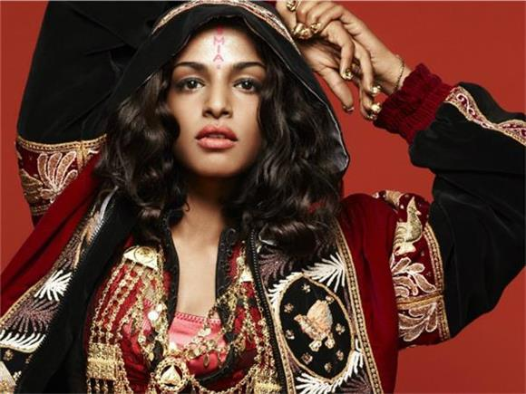 Watch a Bunch of Stuff Explode in M.I.A.'s New Video