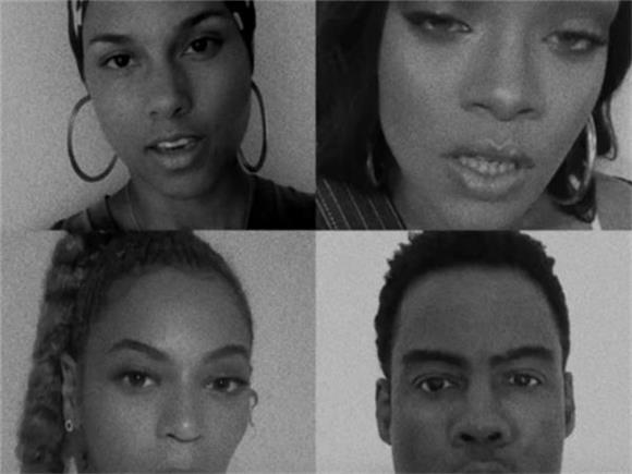 Watch Alicia Keys, Beyonce, and Chance the Rapper in Video Addressing Police Brutality