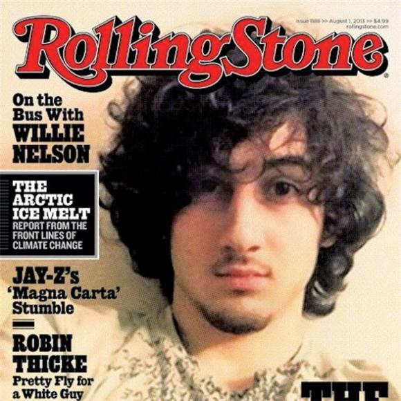 The Trouble With Rolling Stone's Boston Bomber Cover
