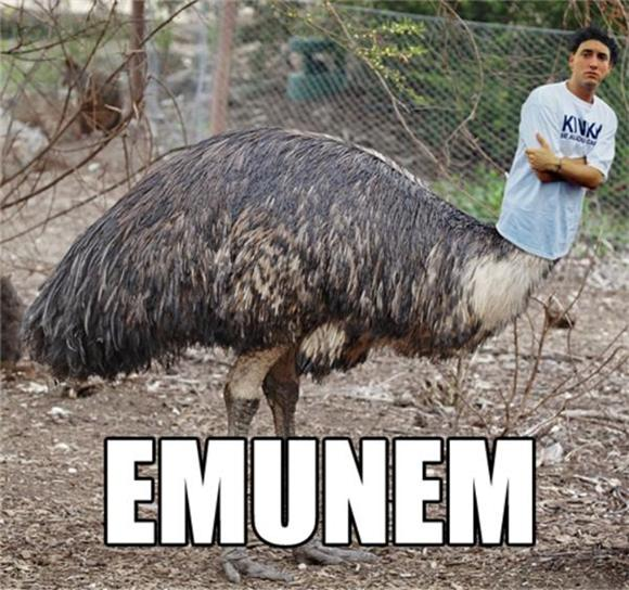 The 10 Most Mythical Rapper-Animal Hybrids