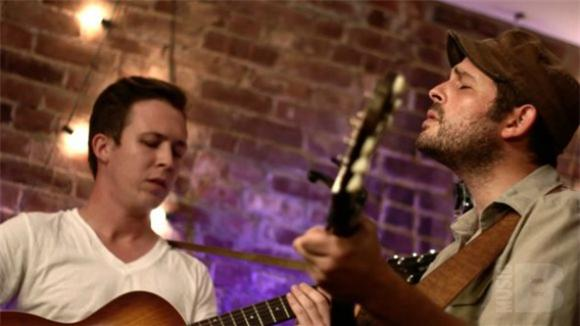 That's A Wrap: Gregory Alan Isakov at Baeble HQ