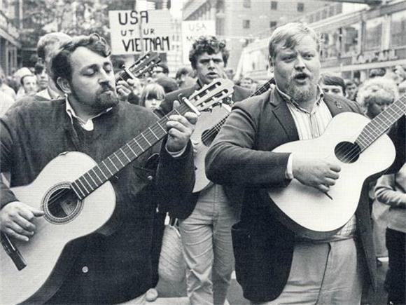 A History of American Protest Music in 10 Songs