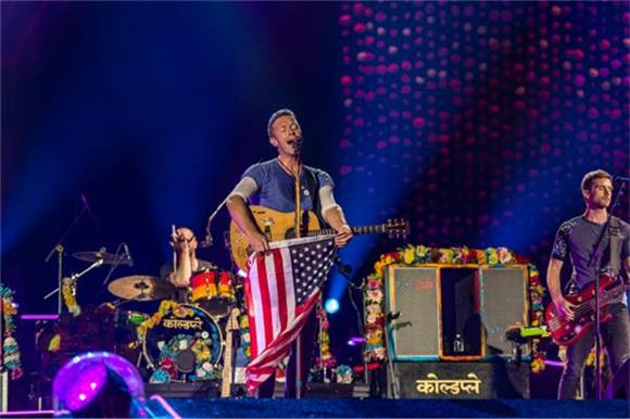 Coldplay Takes New Jersey On The Adventure Of A Lifetime