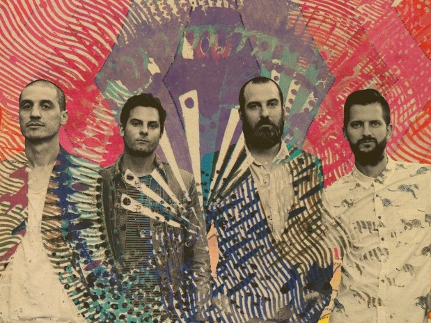 SONG OF THE DAY: 'Stroll On' by MUTEMATH