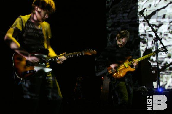 Lower Dens Turn The Bowery Ballroom Into a Spaceship