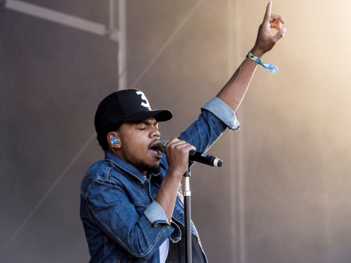 Give Thursday a Chance: 4 New Singles From Chance The Rapper