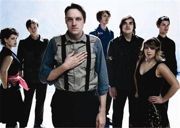 arcade fire video announces live concert stream