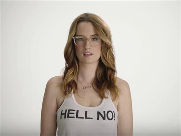 Ingrid Michaelson Recreates Her Quot Hell No Quot Music Video With