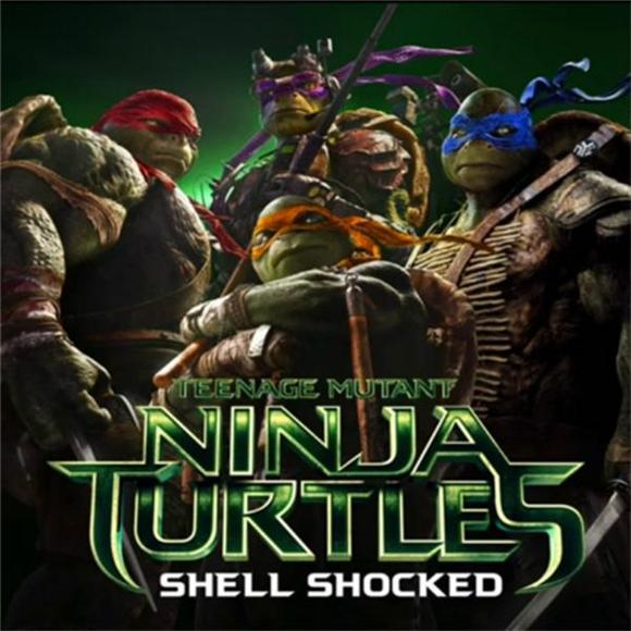 Michael Bay's Ninja Turtles Has a Theme Song: Cowabung-Oh Noooo Dudes
