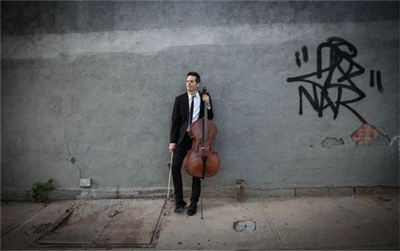 Noah Hoffeld: A Man and His Cello