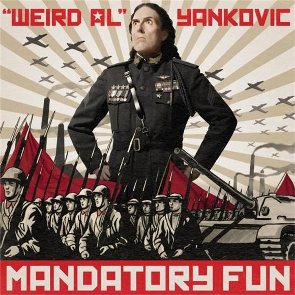 'Weird Al' Yankovic Gets His First No.1 Record, Comedy's First In 54 Years